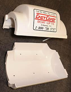 East Coast Boat Lifts Lift Covers